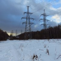 Небо уже не зимнее :: Андрей Лукьянов