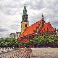 Церковь Св. Марии в Берлине :: Ирина Лепнёва