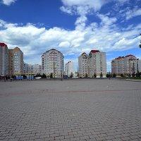 ПЛОЩАДЬ :: Дмитрий Строганов