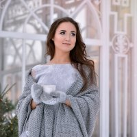 Зимнее утро невесты :: Юлия Масликова