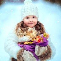 Портрет девчёнок;) :: Екатерина Overon
