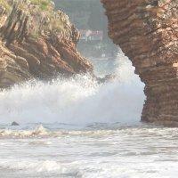 море, скалы :: Ираида Мишурко