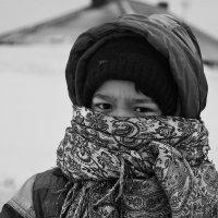 Девочка из семьи беженцев :: cfysx