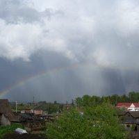 Дождь прошел :: Надежда