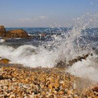 Привет морской волны...(для тех кто хочет на море) :: владимир