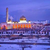 Мечеть :: Анатолий Чикчирный