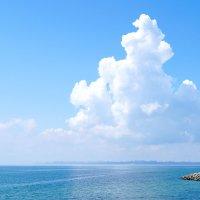 Небо над Одессой :: Ярослава Хмелевская