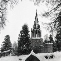 Церковь свв. апостолов Петра и Павла :: Дмитрий Ромашев