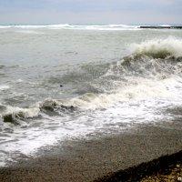Море волнуется... :: Нина Бутко