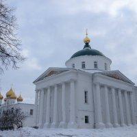 Церковь Илии Пророка и Тихона, епископа Амафунтского :: Tata Wolf