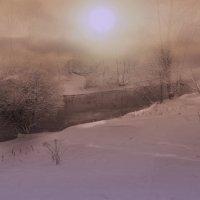 приближение тумана :: Наталия П