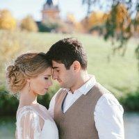 Осенняя свадьба :: Галина Маркелова