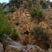 Скалы, ущелье Agias Irini, Крит :: Владимир Брагилевский