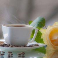 Чашка кофе... :: ФотоЛюбка *