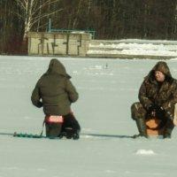 Зимняя рыбалка :: Viktor Heronin