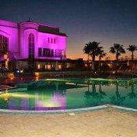 Ночной отель в Египте. :: Клара