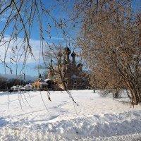 зима-утро года :: Олег Лукьянов