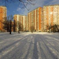 Весна уж близко :: Андрей Лукьянов