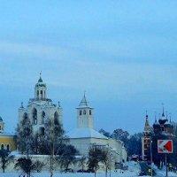 Спасо-Преображенский монастырь. :: Tata Wolf