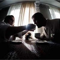 Михаил и Дарья :: Aleksey Vereev