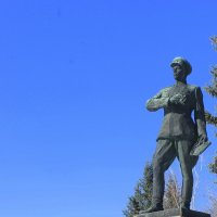 И остался навеки от дома вдали . Генерал-лейтенант танковых войск Волох П. В. (1896-1943). :: Валентина ツ ღ✿ღ
