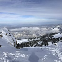 В горах моё сердце... :: Anna Gornostayeva