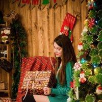 Новый год :: Любовь Илюхина