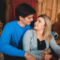 Артём и Аня :: Любовь Илюхина