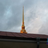 Петропавловская крепость :: Роман Фоторомарио