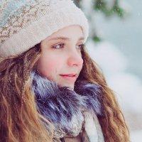 Маргарита. Невероятно красивая Снегурочка. :: Юлия