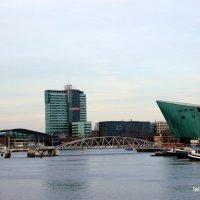 Современные Мосты Амстердама :: Olga