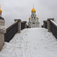 Храмы Рогожского посёлка. :: Oleg4618 Шутченко