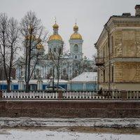 Февраль в городе :: Vasiliy V. Rechevskiy