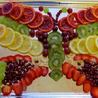 Ягодно-фруктовая бабочка :: Светлана
