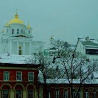 Благовещенский монастырь :: Наталья Сазонова