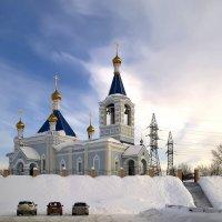 Храм Благовещения Пресвятой Богородицы :: Elena Izotova