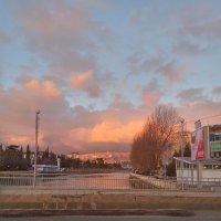 Закат над Сочинкой :: Антонина Владимировна Завальнюк