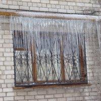 Зимние шторы. :: шубнякова