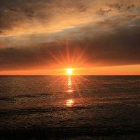 Закат после перемены погоды :: valeriy khlopunov