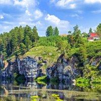 Река Ай :: Владимир Виттих