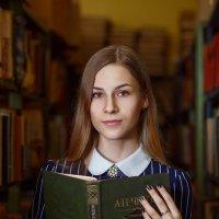 Библиотечные страсти :: Ирина Kачевская