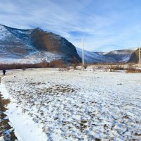 Дорога к САрминскому ущелью :: Анатолий Иргл