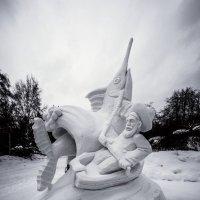 Старик и море :: Андрей Чернышов