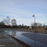 Скоро весна. :: Светлана Агапова