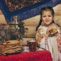 Блинчики с вареньем :: Natalia Petrenko