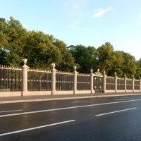 Знаменитая ограда :: Елена Гуляева (mashagulena)