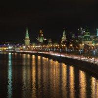 Вечерье на мосту :: Владислав Касатик