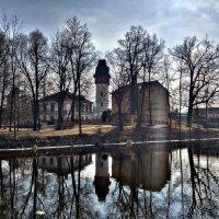 Чехия. Водонапорная башня. :: Lana Kasiková