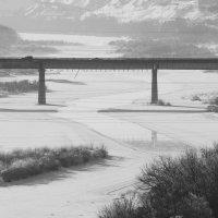 мост через реку Сосна :: Сергей Антонов