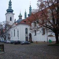 Страговский монастырь. :: Lara